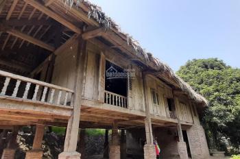 Bán 1800m2 có nhà sàn và ao cá tại Lương Sơn Hòa Bình