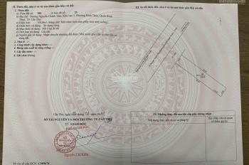 Bán đất nền DT 80m2 huyện Bình Thủy, Cần Thơ, có sổ đỏ riêng. LH 0909653992