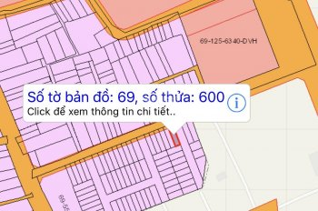 Bán đất mặt tiền Long Thành Center 1 - Đường 240