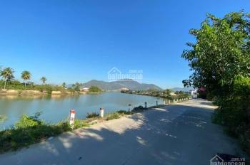 Đất mặt tiền đường Liên Hoa view Sông Cái Nha Trang, view trực diện sông thoáng mát chỉ 01 lô