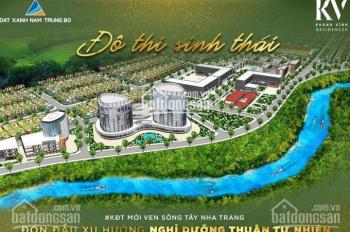 Chỉ 678tr - sở hữu ngay đất sổ đỏ gần cụm công nghiệp Sông Cầu Nha Trang