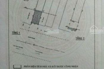 bán nhà MT Quang Trung P11 Gò Vấp 4.25x27m CN 78.3m2;2 lầu; H. Nam; 1 đời chủ; giá 15,8 tỷ