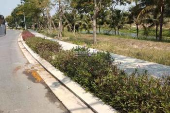 Bán 120m2 (7m5x16.6m) đường 7m5 hướng Nam mặt tiền kênh - quy hoạch điện âm