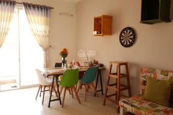 Cho thuê căn hộ 40m2/1PN CC Thủ Thiêm Sky, 188/1 Nguyễn Văn Hưởng, Thảo Điền, Q2. Giá 10tr full NT