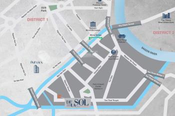 Giỏ hàng 20 căn De La Sol, Quận 4, cập nhật mới nhất, cam kết giá tốt nhất tt, giá chỉ từ 60 tr/m2