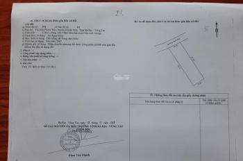 Gia đình cần bán gấp lô đất thị trấn Phước Bửu, Xuyên Mộc, Bà Rịa Vũng Tàu