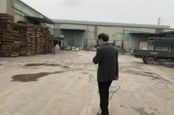 8000m2 nhà xưởng KCN Phú Nghĩa