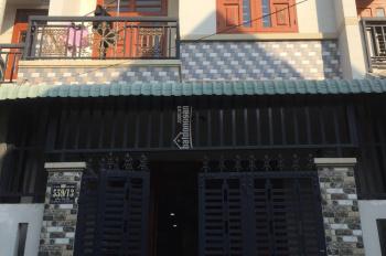 Bán nhà lầu trệt trục đường chính Lê Hồng Phong, Dĩ An, Bình Dương