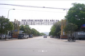 Chính chủ cho thuê kho xưởng 1000m2 - 6000m2 tại KCN Tây Bắc Ga, Thanh Hóa