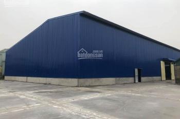 Cho thuê kho, xưởng 500m2 tới 6000m2 tại khu công nghiệp Tây Bắc Ga Thanh Hóa, thành phố Thanh Hóa