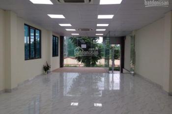 Cho thuê văn phòng 100m2 hai mặt tiền siêu đẹp, giá rất rẻ tại 262 Lê Trọng Tấn, Thanh Xuân, Hà Nội