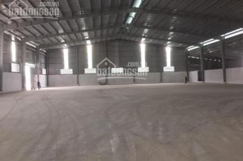 Cho thuê kho xưởng DT 5000m2 KCN Vsip, Từ Sơn, Bắc Ninh. LH 0979 929 686