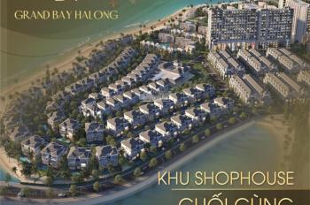 Lợi thế đầu tư shophouse Grand Bay Townhouse Hạ Long. Liên hệ hotline 0936133089