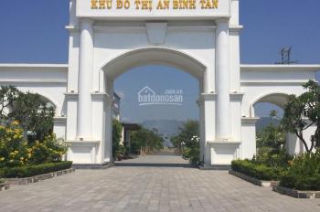 Bán lô đất giá rẻ mặt tiền đường Số 1 KĐT An Bình Tân, có sổ đỏ CĐT, A Liêm: 0939053216