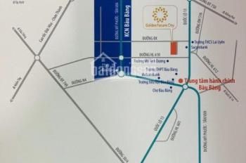 Đất bán gấp ngay khu công nghiệp Bàu Bàng, Lai Uyên gần Quốc lộ 13, ngay gần trung tâm hành chính