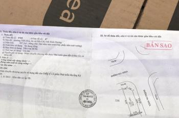Bán nhanh lô góc mặt tiền lớn ngay Đại học Việt Đức Quốc Lộ 13, thổ cư 100%, diện tích 300m2