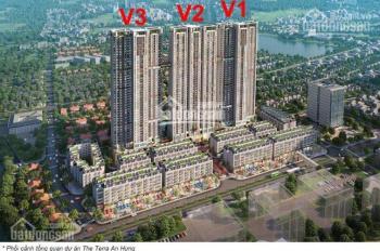 Bán CH CC An Hưng căn góc 88m2 3pn 2WC, view công viên Thiên Văn Học, giá gốc CĐT