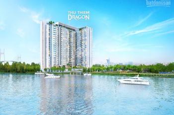 Bán shophouse kinh doanh dự án Thủ Thiêm Dragon quận 2. Giá tốt nhất thị trường, LH 0901 454 494