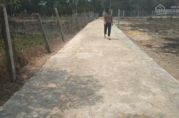Chỉ 1.8tr/m2 đất đường bê tông 3m, gần BV Xuyên Á Gò Dầu