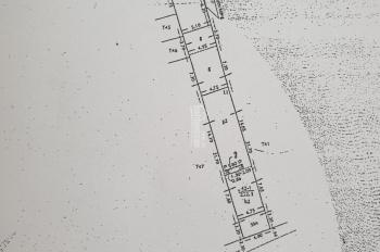 Nhà mặt tiền Chợ Lớn, phía sau nhà là hẻm rộng 4.5m. DT 4.8mx27m (nở hậu đều 5.5m) công nhận 232m2