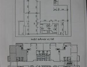 Bán căn góc 93m2, 2PN, cửa Đông Nam chung cư Thủy Lợi 28A Lê Trọng Tấn, có nội thất giá 1,35 tỷ