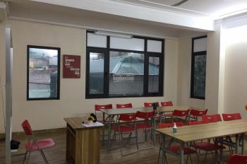Cho thuê sàn văn phòng mặt phố trần đại nghĩa, phường bách khoa, hai bà trưng, dt 35m2-55m2-80m2