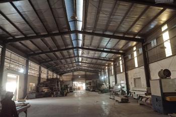 Bán đất xây dựng nhà xưởng ở cụm CN Quốc Oai, Hà Nội
