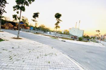 Bán lô góc 2 mặt tiền tiện kinh doanh gần bến xe Miền Tây, Aeon Mall Bình Tân