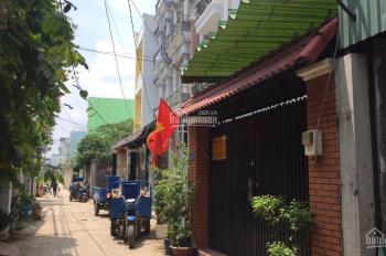 Bán gấp nhà 365/43 Lê Văn Quới, P. Bình Trị Đông A, Bình Tân, 5x24m, giá 4.95 tỷ. LH 0773796206