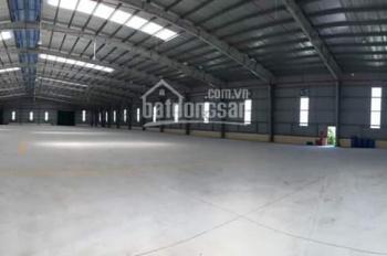 Cần bán gấp nhà xưởng ngoài KCN mới đẹp 9876m2 tại Đức Hòa, Long An, giá 60 tỷ. LH 0911411058