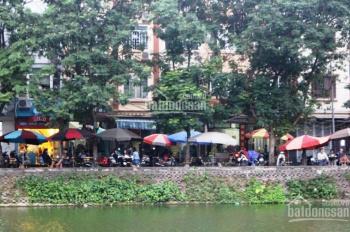 Bán nhà MP Chùa Láng, view hồ, DT 70m2, 5T, MT 5m, kinh doanh đỉnh, giá chỉ 18.5 tỷ