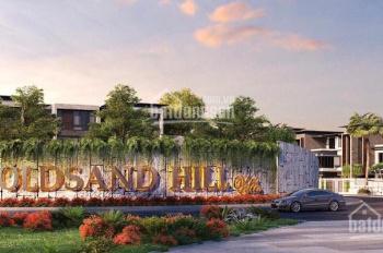 Chính chủ bán lô 160m2 view biển dự án Goldsand Hill, giá rẻ nhất thị trường Mũi Né. LH 0933978386