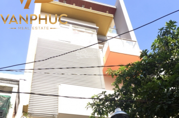 Cho thuê nhà 5x22m, 3 tấm đường Nguyễn Minh Hoàng - khu K300. LH: 0906693900