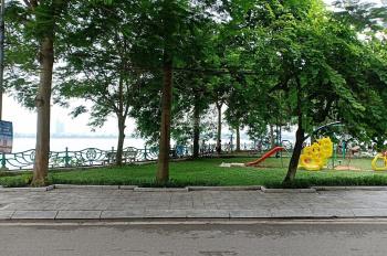 Bán biệt thự mặt phố Quảng An, view Hồ Tây, khu 1.3ha. Diện tích 245m2 & 285m2, vị trí đẹp nhất QA