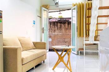 Căn hộ mini 35m2, 1 phòng ngủ riêng, đầy đủ nội thất gần BigC, KCX Tân Thuận, Phú Mỹ Hưng, Quận 7