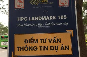 Bán căn hộ mới 2pn. Diện tích 86m2 tại HPC 105 ngã 4 Văn Khê, Tố Hữu, Hà Đông, HN