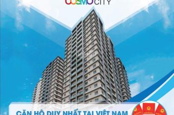 Cosmo căn hộ cao cấp mặt tiền Q7, chỉ 1,2 tỷ nhận nhà ở ngay, sổ hồng trao tay