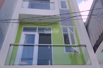 Nhà mới xây 3 tấm hẻm Tân Hóa, P1, Q11, (3,3m x 15m), LH: 0938.975.978