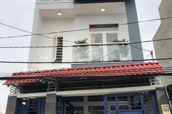 Bán nhà SHR hẻm xe hơi 10m, 5 x 16m, 2 lầu, 4PN, Lê Văn Lương, Nhà Bè
