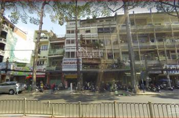 Bán căn mặt tiền quận 5, 9x27m, 5 lầu đường Trần Hưng Đạo, quận 5