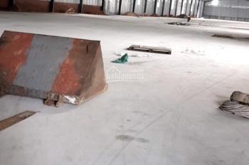 Kho, xưởng 2000m2 tới 3000m2 cho thuê ở Tân Tiến, Văn Giang, Hưng Yên chính chủ, 0988180363