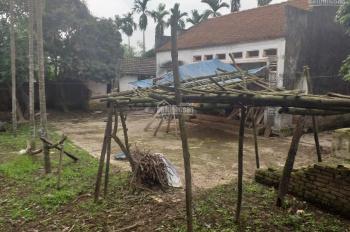 Cần bán nhà đất 600m2 đã có khuôn viên nhà vườn hoàn thiện tại Thủy Xuân Tiên, Chương Mỹ, Hà Nội
