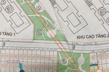 Suất ngoại giao: CĐT bán 1 lô đất liền kề 102m2, hướng ĐN, KĐT Picenza 2, sổ đỏ, giá chỉ 16 tr/m2