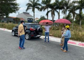 Bán đất sổ riêng, thổ cư 100% TP Biên Hòa, giá 1,15 tỷ