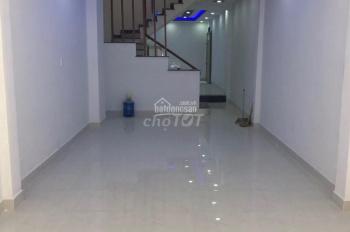 Cho thuê nhà mới, 1T1L, mặt tiền Đô Đốc Lộc, P. Tân Quý, Tân Phú. LH: 0903138144