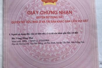 Bán nhà nát tiện xây dựng mới 5,8x23m, gần đường Võ Văn Vân, xã Vĩnh Lộc B, Bình Chánh, TPHCM