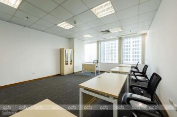 Cho thuê văn phòng trọn gói dt 15m2-20-35-...-80-100m2 kv Trần Thái Tông, Cầu Giấy