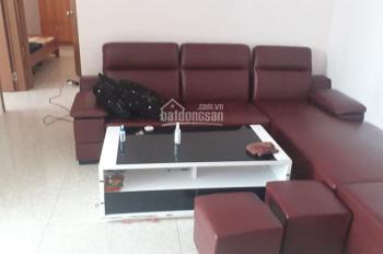 Cho thuê căn hộ A14 Nam Trung Yên, DT 60m2, 2PN, 1VS gần đủ đồ, giá 7tr/th. LH 0902758526