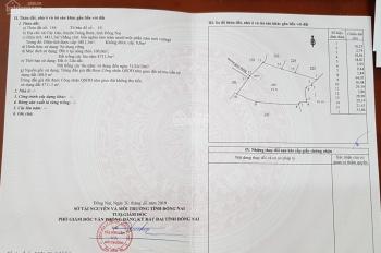 Gia đình cần bán rẻ 9214m2 (100m2 thổ cư) Cây Gáo - Trảng Bom - Đồng Nai