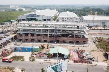 Bán đất vị trí vàng, MT Hải Sơn - Tân Đức, chỉ 424tr ở vị trí đẹp, thuận lợi kinh doanh 0908490828